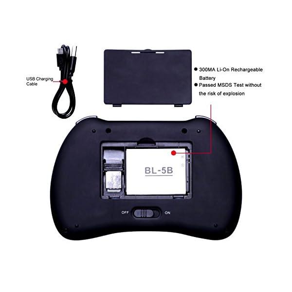 Justop-Q4-Mini-clavier-sans-fil-avec-pav-tactile-Rtroclair-et-touches-multimdia-pour-Android-TV-Box-Bote-Kodi-HTPC-PS3-Xbox-360-Smart-Tlphone-Linux-Windows-OS-nouveau-modle-avec-lumire-arrire