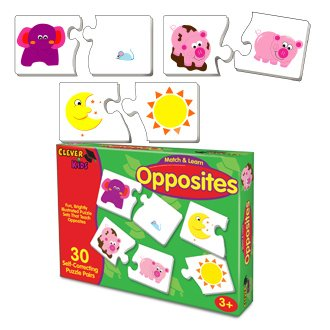Learning Journey 181676 Match & Learn Opposites - 1