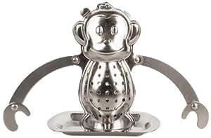 Monkey Tea Infuser & Drip Tray