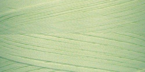 Superior Threads Nitelite Glow 40 Wt. Glow-In-The-Dark Thread 80 Yds Spool; 004 Green 111-01-004 front-133881