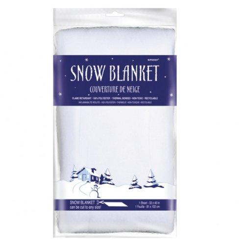 Amscan - 3' Snow Blanket front-518273
