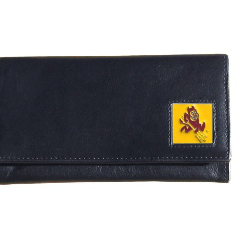 Arizona St. Sun Devils Women's Leather Wallet