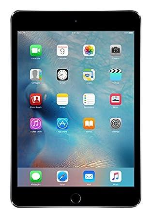 Apple iPad mini 4 Wi-Fi 16Go / GB Space Gray