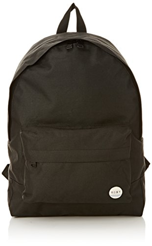 roxy-womens-sugar-baby-plain-backpack-true-black