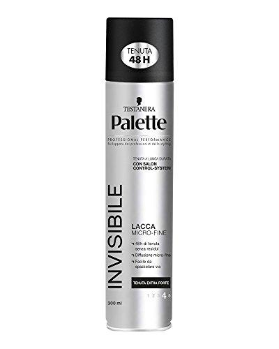 Testanera - Palette Lacca Micro-Fine Invisibile 300 ml