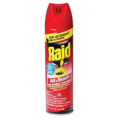 Raid 11717 Ant & Roach Killer (Roach Spray compare prices)