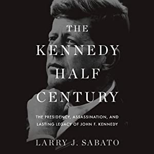 The Kennedy Half Century Hörbuch