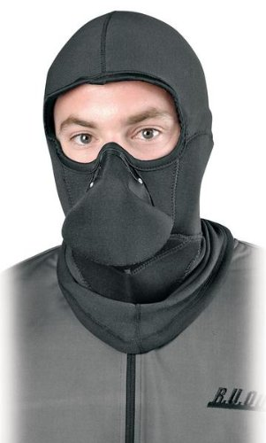 RU Outside Fog Evader-Balaclava Combo , Size: OSFA, Gender: Mens/Unisex, Primary Color: Black FOGEVDRCMBOPAK