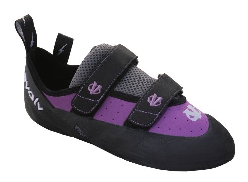 Evolv Women's Elektra VTR Climbing Shoe with FREE Climbing DVD ($30 Value)