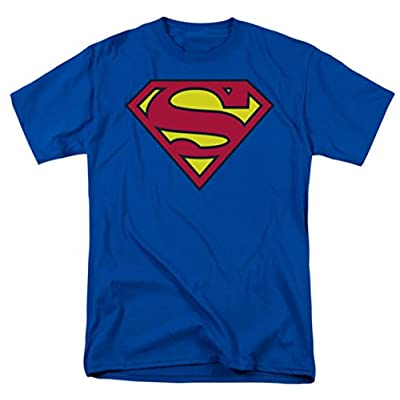 Superman: Classic S Logo T-Shirt