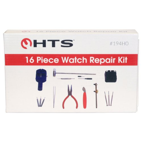 Hts 194H0 Professional Watch Tool Kit - 16 Pc