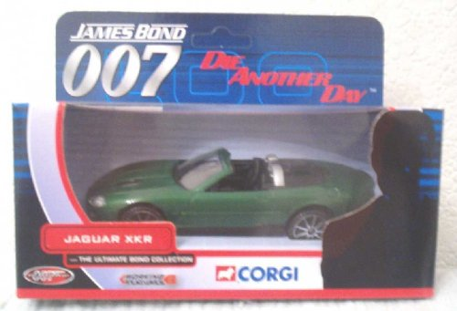 Buy Jaguar XKR James Bond Die Another Day Corgi Car