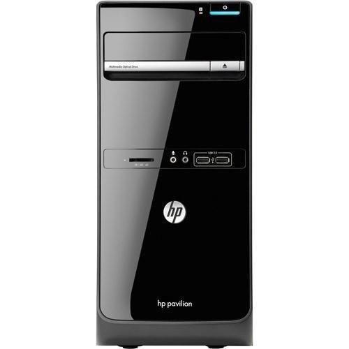 Hp Black Pavilion P6-2103wb Desktop Pc with Intel Pentium G630 Processor, 4gb Memory, 20