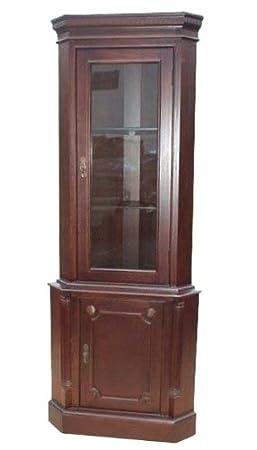 D-ART COLLECTION 1-Door Corner Cabinet