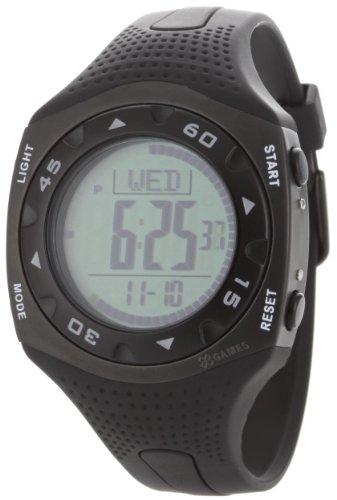 X Games Men's 75110 Digital Chronograph 2-Alarm Sport Watch