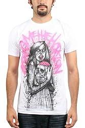 Bring Me The Horizon - Zombie Brain T-Shirt , XL