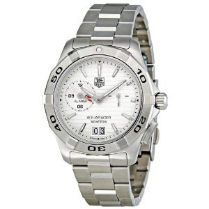 TAG Heuer Men's WAP111Y.BA0831 Stainless Steel Analog with Stainless Steel Bezel Watch