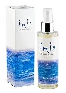 Fragrances of Ireland Inis The Energy of The Sea Body Oil Spray, 5.2 Fluid Ounce