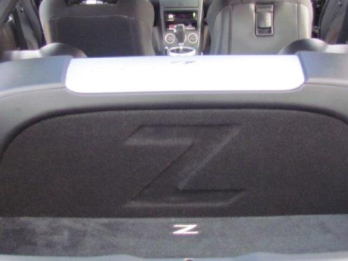 """Zenclosures Nissan 350Z Subwoofer Box 2-10"""" Front Fire W/ Z Logo"""