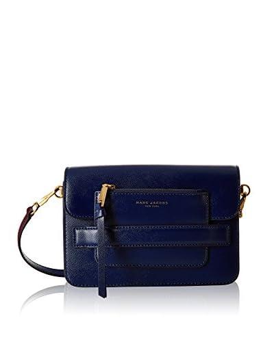 Marc Jacobs Bandolera Madison Saffiano Medium Shoulder Bag Azul Oscuro