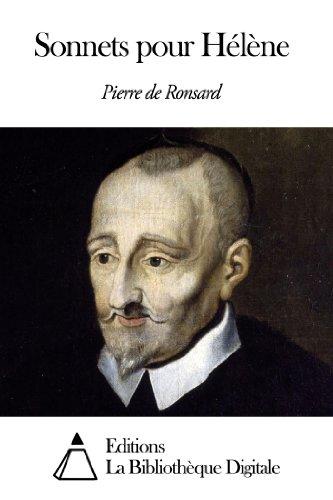 Pierre de Ronsard - Sonnets pour Hélène
