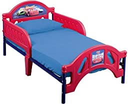 Delta Cars Toddler Bed by Delta