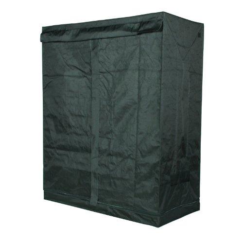 LED Wholesalers GYO1009 60-Inch x 48-Inch x 24-Inch Mylar Reflective Hydroponic Grow Tent