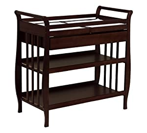 DaVinci Emily Baby Changing Table, Espresso