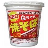 徳島製粉 NEO金ちゃん焼そば 復刻版 84g×12個入
