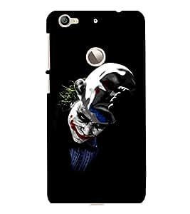 printtech Joker Gotham Back Case Cover for LeEco Le 1s