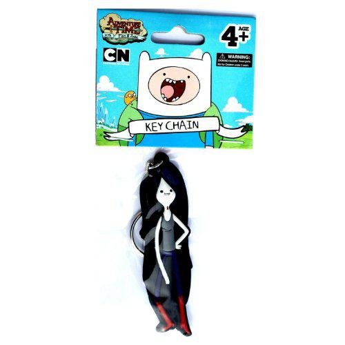 Adventure Time Marceline The Vampire Queen Rubber Keychain - 1