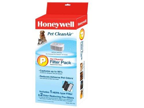 Cheap Honeywell HRF-CP2, Pet CleanAirTM Replacement Filter Combo Pack (HRF-CP2)