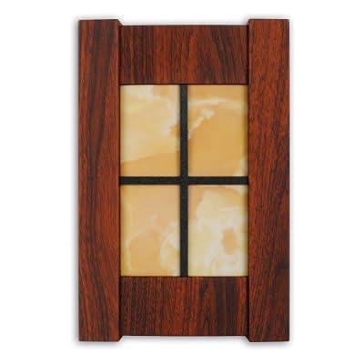 Heath Zenith Designer Series Wired/Wireless Doorbell