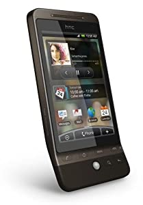 HTC Hero A6262 Unlocked Android Phone with 5MP Camera, WiFi and gps navigation--International Version with Warranty (Brown)
