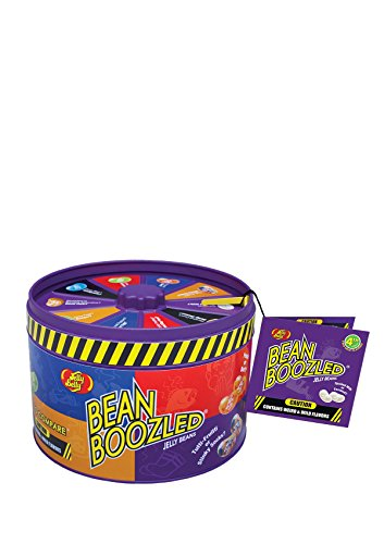 Jelly Belly BeanBoozled Spinner Tin Jelly Bean (4th edition) (Jelly Belly Bean Tin compare prices)