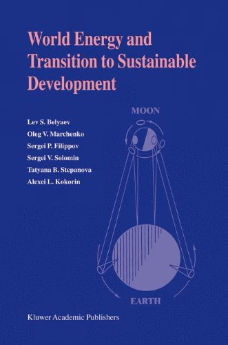 World Energy and Transition to Sustainable Development