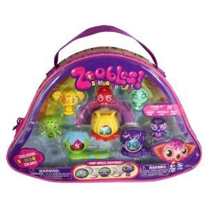 Zoobles Petagonia Gift Pack