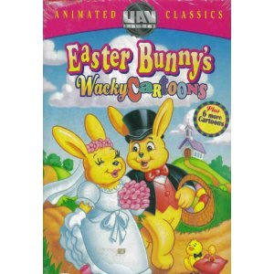 Easter Bunny's Wedding Party (Plus 6 Bonus Color Cartoons) [VHS]