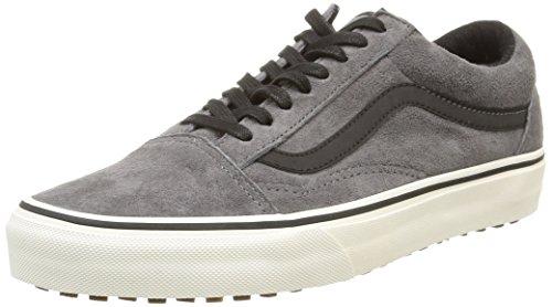 Vans - U Old Skool Mte, Sneakers Basse, unisex, Grigio (Pewter/Wool), 44