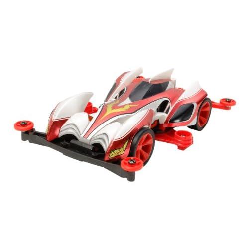 ミニ四駆限定シリーズ シャイニングスコーピオン プレミアム レッドバージョン (スーパーIIシャーシ) 94968