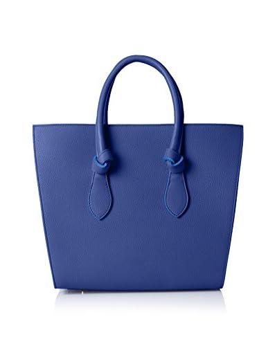 Céline Women's Tie Knot Tote Bag, Bluette