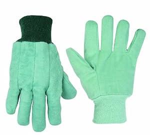 Custom Leathercraft 2021XL Chore Gloves, Double Layer, Extra Large