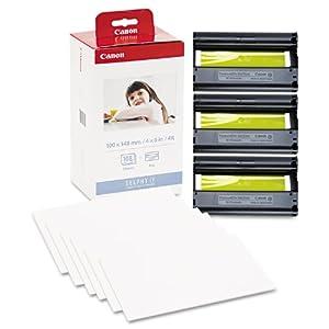 Canon - Kit KP-108 IN - Kit Encre + Papier - 108 Feuilles 10x15