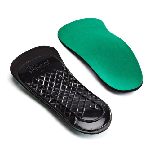 Spenco RX 3/4 Length Orthotic Arch Support for Fallen Arches