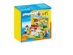Playmobil Micro World Modern House 4335