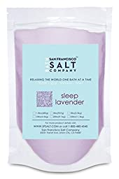 Sleep Lavender Bath Salts 20 Lbs