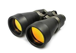 Fernglas 10-30 x 60 Zoom 60mm Objektiv Soft Touch gummiert mit Transporttasche + Reinigungstuch - schwarz / anthrazit