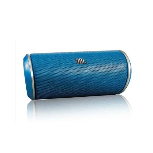 Jbl Jblflipbluam Portable Wireless Stereo Bluetooth Speaker Flip Blue - Jbl Jblflipbluam