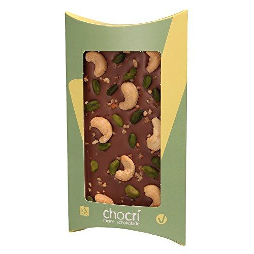 Vegane Schokolade - Vegolade mit Nüssen (100g)