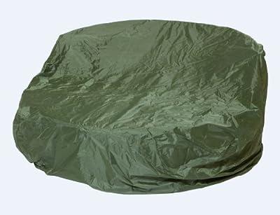 Abdeckhaube für Relaxinsel 190cm, PE grün